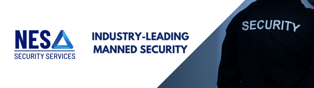 Industry-Leading Manned Security